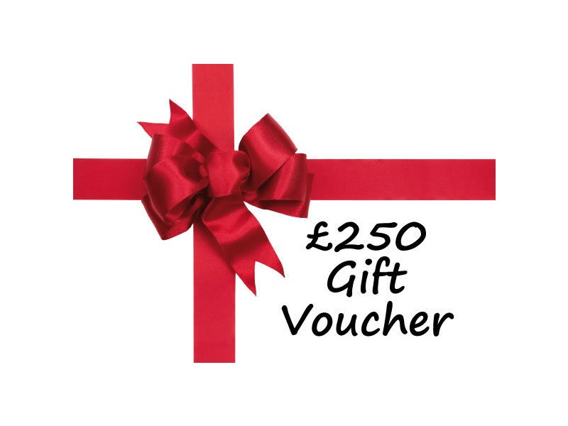 LEISURE WHEELS �250 Gift Voucher click to zoom image