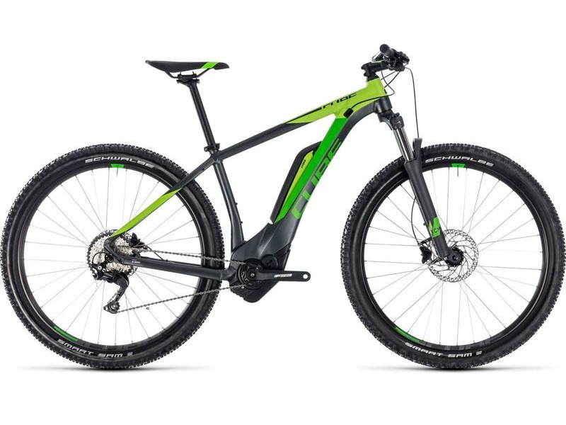 7c2511eb510 CUBE Reaction Hybrid Pro 400 2018 :: £1599.20 :: ELECTRIC BIKES :: Mountain  bike hard tail :: Leisure Wheels for Specialized Bikes Felt And Lapierre