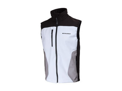 Colnago Softshell Gilet 2019 Black & White