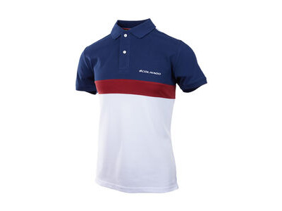 Colnago Polo Shirt 2019 Blue & Red