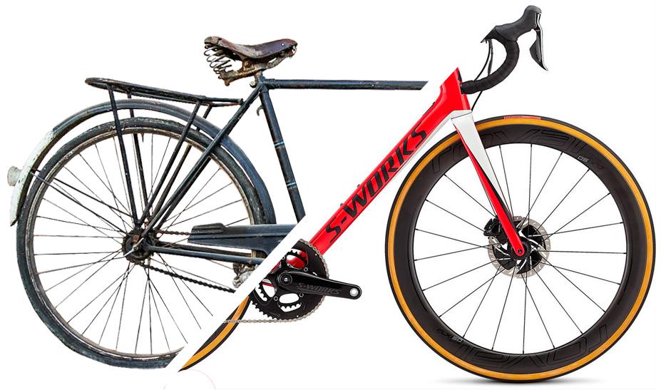 Part exchange your old bike